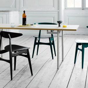 Carl Hansen CH33 Dining Chair - Danish Design Co