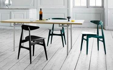 Carl Hansen CH33 Dining Chair - Danish Design Co Singapore