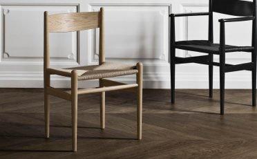 Carl Hansen CH36 Dining Chair - Danish Design Co Singapore