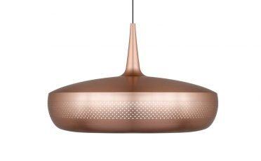 Clava Dine Pendant Lamp in copper - Umage