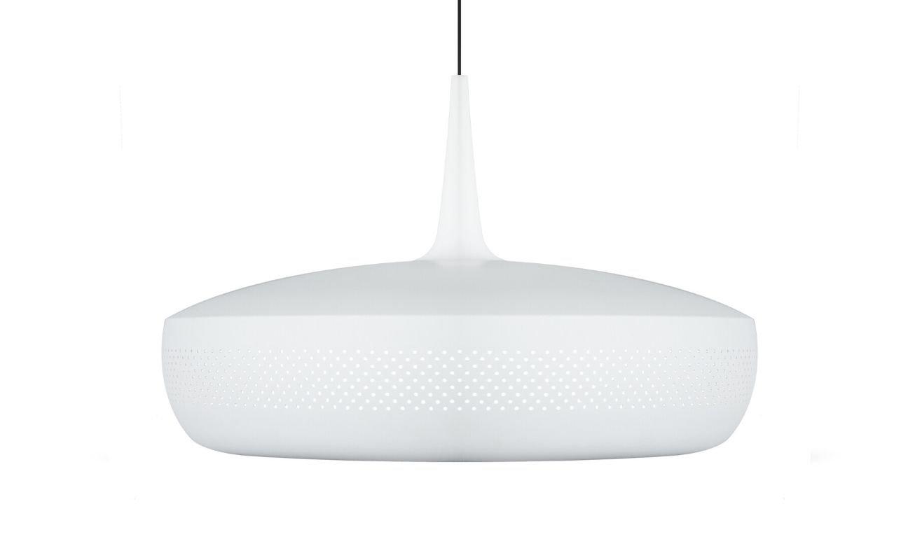 Clava Dine Pendant Lamp in white- Umage