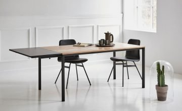 DK3 Less is More Extendable Dining Table 2