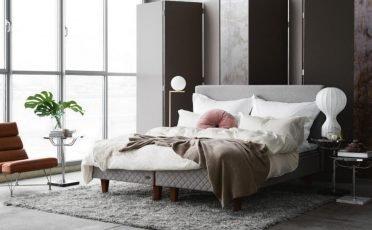 DUX 1001 Bed Duxiana - Danish Design Co Singapore