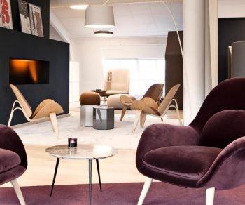 Scandinavian Designer Chair - Danish Design Co Singapore