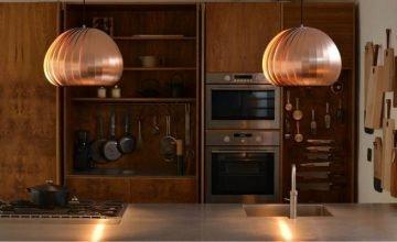 Designer lighting at Design Design Co