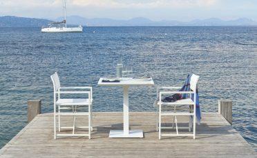 Diphano Alexa Outdoor Bistro Table - Danish Design Co Singapore