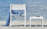 Diphano Alexa Outdoor Folding Director Beach Chair - Danish Design c0 3