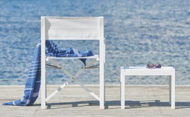 Diphano Alexa Folding Director Outdoor Chair - Danish Design Co Singapore