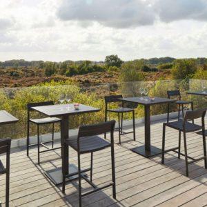 Diphano Metris Outdoor Bistro Table