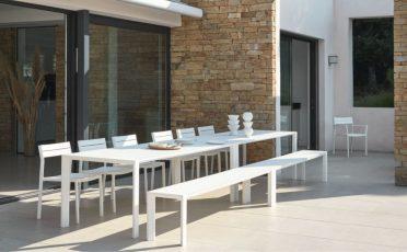 Diphano Metris Outdoor Dining Table - Danish Design Co Singapore