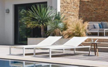 Diphano Metris Outdoor Lounger - Danish Design Co Singapore