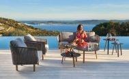 Diphano Newport Outdoor Lounge Chair - Danish Design Co Singapore