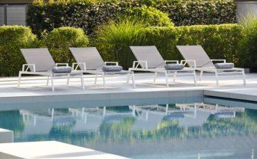 Diphano Selecta Outdoor Beach Chair