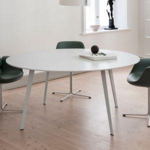 Erik Jorgensen - Flamingo Dining Chair in work space