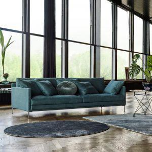 Eilersen 2 Seater Sofa Ash