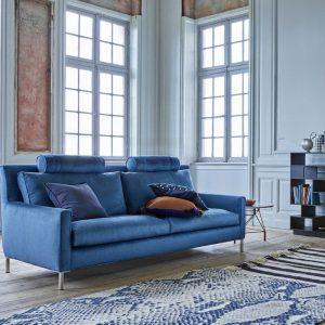 Eilersen 2 Seater Sofa Streamline Highback