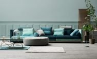 Eilersen 3 Seater Sofa Cocoon