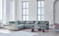 Eilersen 4 Seater Sofa Drop