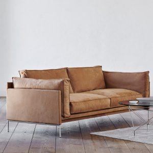 Eilersen 4 Seater Sofa Slimline