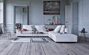 Eilersen L Shaped Sofa Dacapo