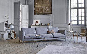 Eilersen L-shaped Sofa Mission