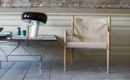 Eilersen Lounge Chair Safari - Danish Design Co Singapore