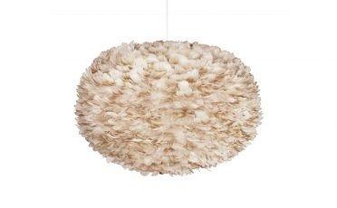 Eos lamp in light brown - Umage