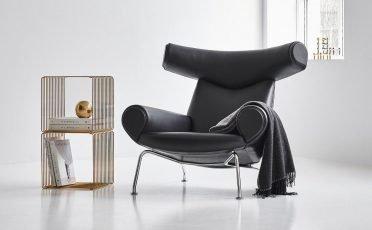 Erik Jorgensen Ox Lounge Chair