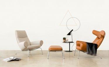 Erik Jorgensen Queen Lounge Chair - Danish Design Co Singapore
