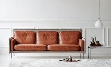Erik Korgensen 3 Seater Sofa - Danish Design Co Singapore