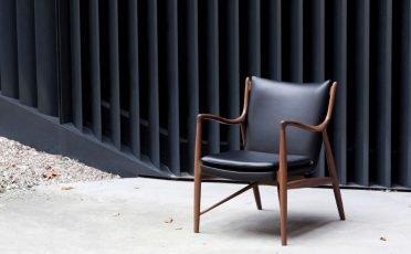 Finn Juhl 45 Lounge Chair