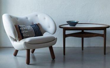 Finn Juhl Eye Coffee Table - Danish Design Co Singapore