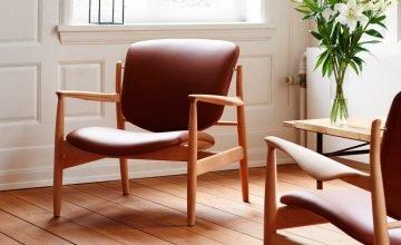 Finn Juhl France Lounge Chair