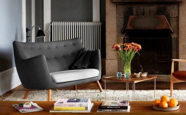 Finn Juhl Poet Sofa - Danish Design Co Singapore