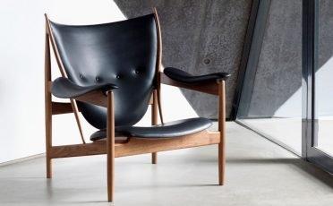 Finn Juhl Chieftain Lounge Chair - Danish Design Co Singapore