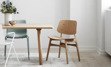 Fredericia Dining Chair Soborg