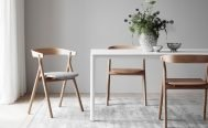 Fredericia Dining Chair Yksi - Danish Design Co Singapore