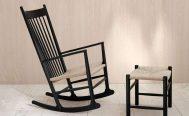Fredericia J16 Rocking Chair Danish Design Co Singapore