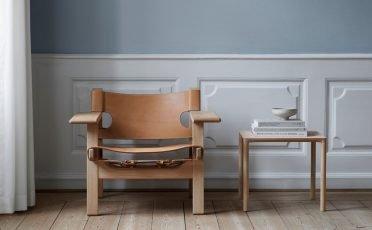 Fredericia Lounge Chair Spanish Chair