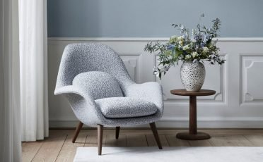 Fredericia Lounge Chair Swoon