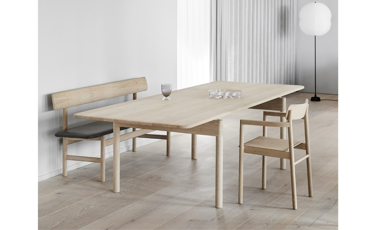 Fredericia Post Dining Table - Danish Design Co Singapore
