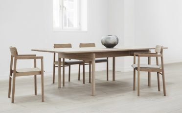 Fredericia Post Dining Table - Danish Design Co