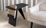 Fredericia Risom Side Table - Danish Design Co Singapore