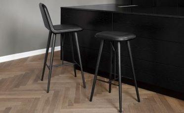 Fredericia Spine Bar Counter Stool - Danish Design Co Singapore