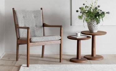 Fredericia Pon Coffee Table - Danish Design Co Singapore