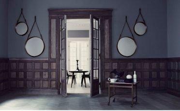 Gubi Adnet Circulaire Mirror - Danish Design Co Singapore