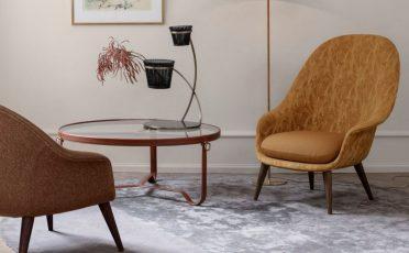 Gubi Adnet coffee table - Danish Design Co Singapore