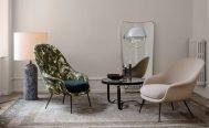Gubi Bat Lounge Chair - Danish Design Co Singapore