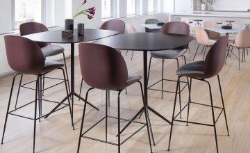 Gubi Beetle Bar Counter Chair - Danish Design Co Singapore
