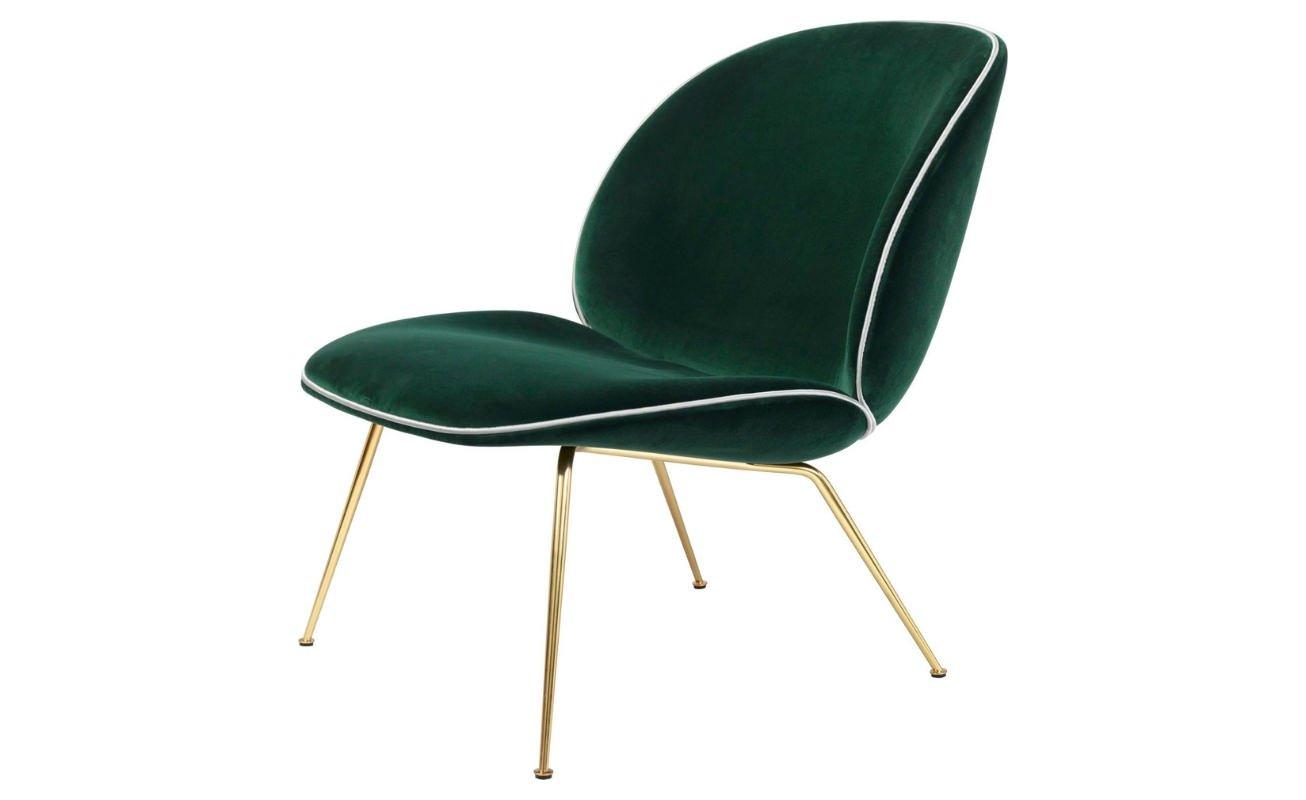Gubi Beetle Lounge Chair - Danish Design Co Singapore